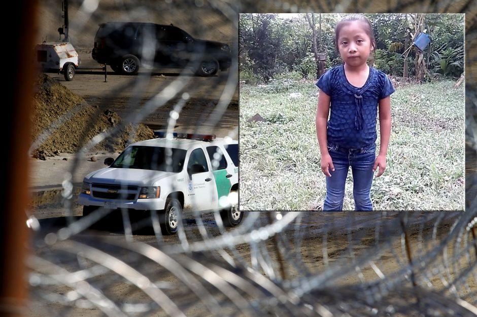 Revelan causas de la muerte de la niña de 7 años bajo custodia de ICE