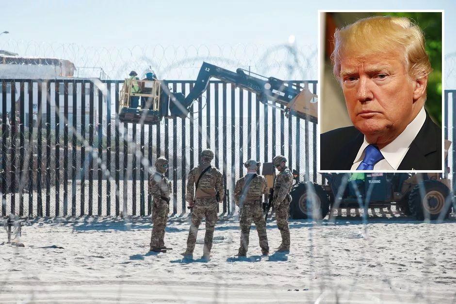 La increíble propuesta para financiar el muro fronterizo de Trump