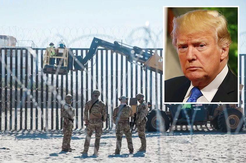 El acuerdo solo incluiría una partida mínima de 1,375 millones de dólares para la construcción del muro