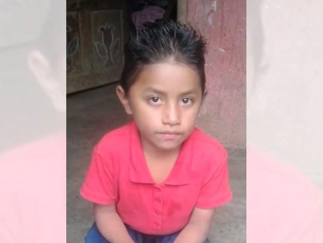 Revelan foto de Felipe Gómez, el niño que murió bajo custodia de CBP