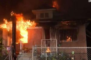 Mujer muere en incendio en Boyle Heights; hay cuatro otras personas heridas