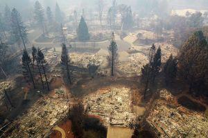 Torre eléctrica de PG&E pudo ocasionar incendio Camp