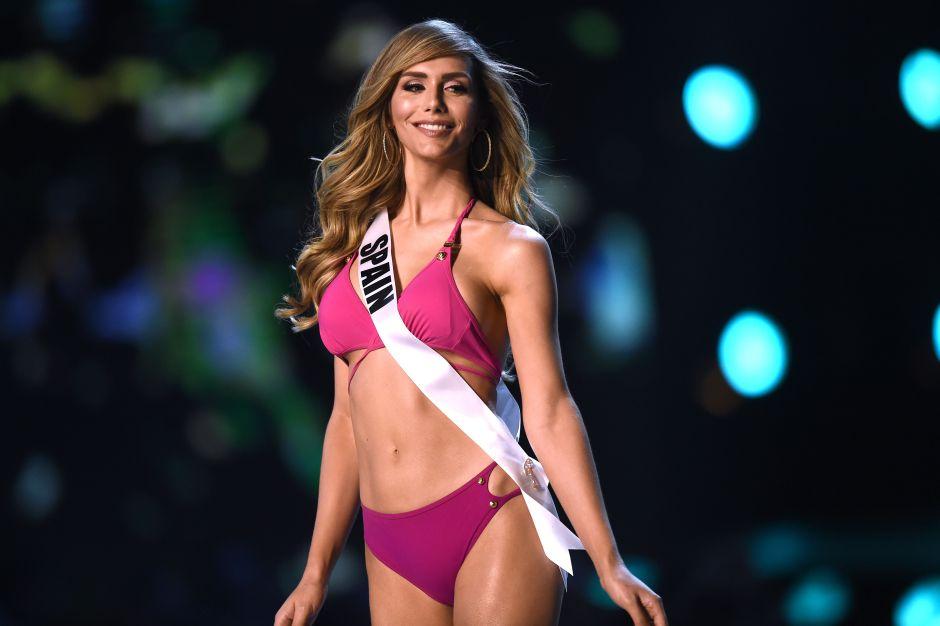 Ángela Ponce, la Miss España trans, recibe gran ovación en Miss Universo
