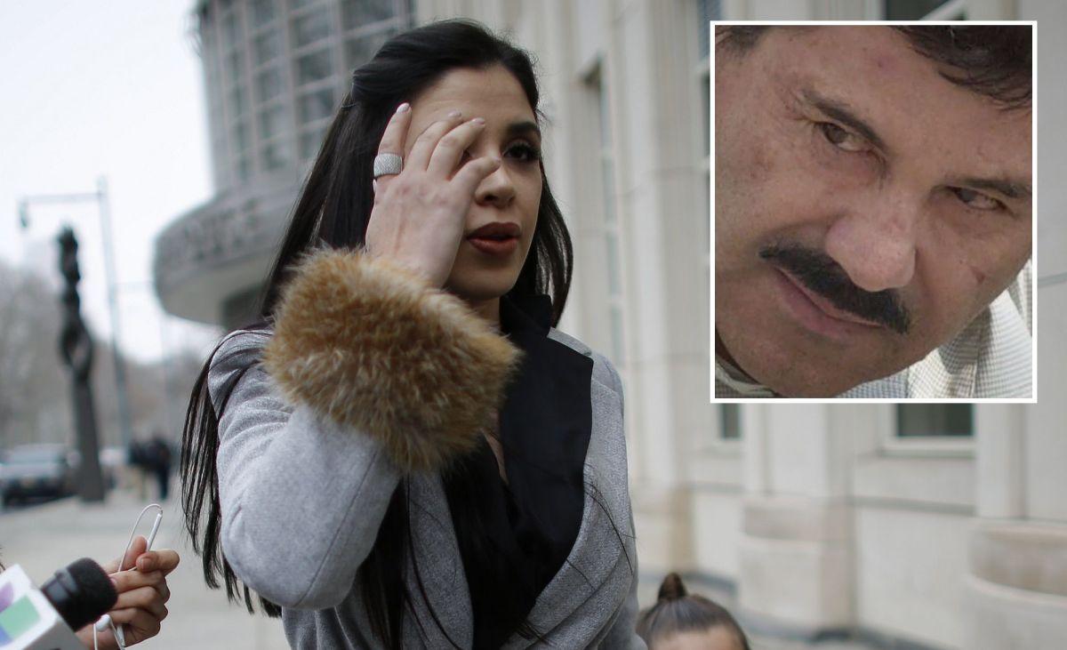 VIDEO: Emma Coronel así recuerda al Chapo Guzmán