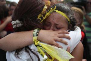 Llamó al 911 para alertar que su hijo iba a cometer una masacre escolar