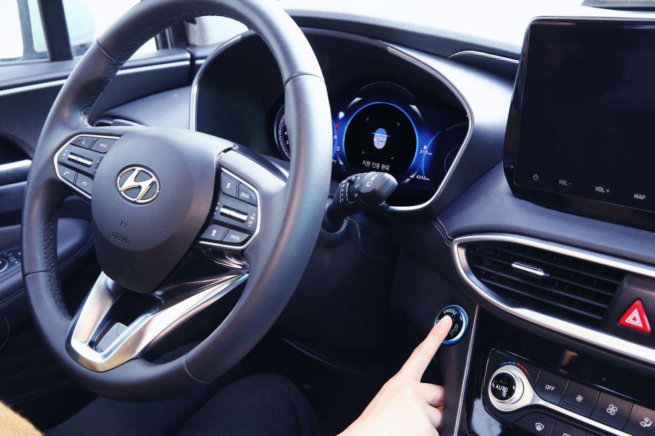 Pronto podrás encender un Hyundai con tu huella digital