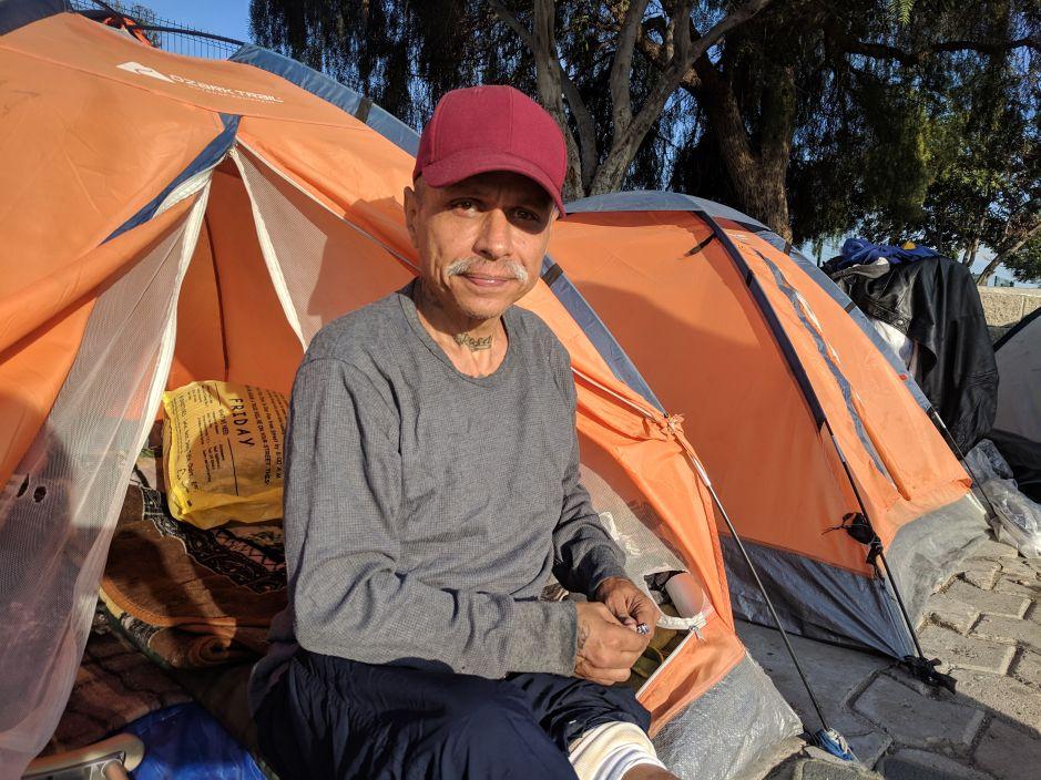 Deportados en Tijuana con pocas opciones