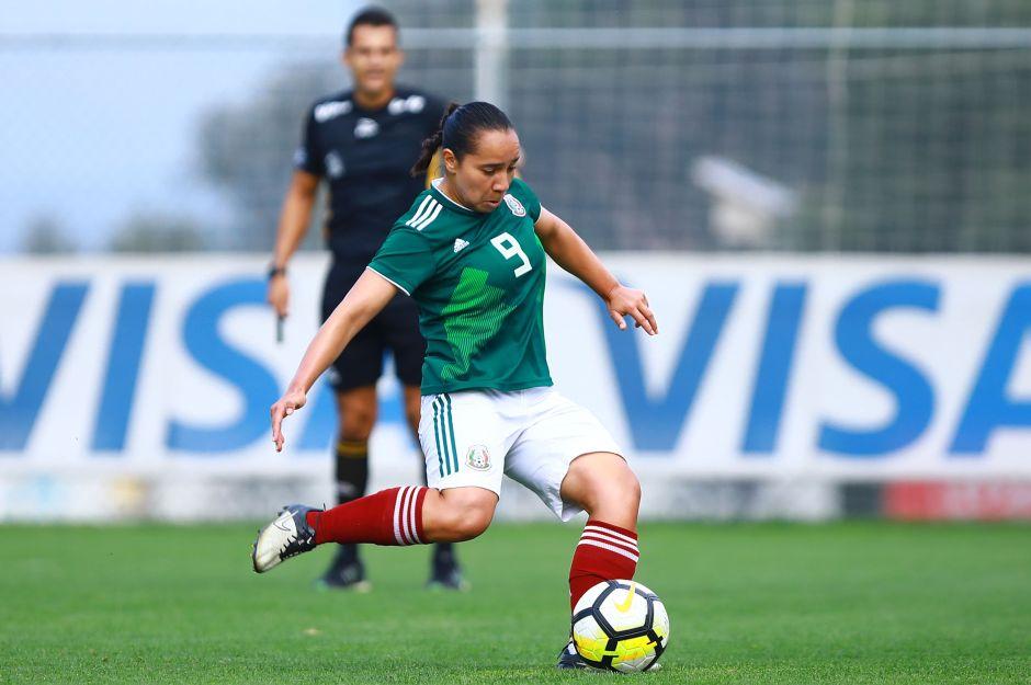 Lima 2019: El Tri femenino arrancó con el pie derecho