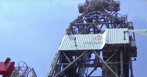 Aseguran dos buques llenos de combustible en puerto de Tabasco