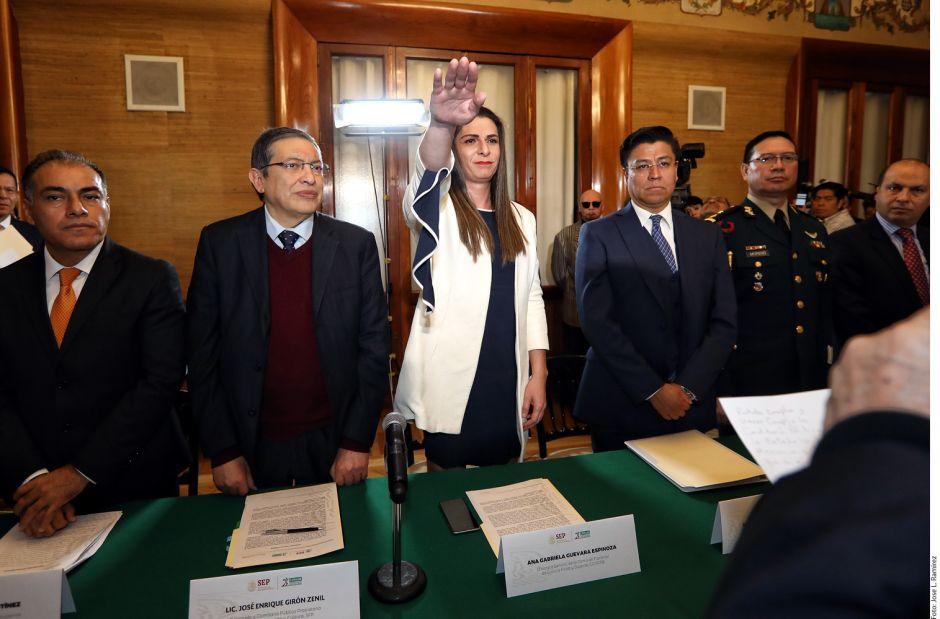 Ana Guevara niega dichos sobre corrupción en el GP de México de la Fórmula 1