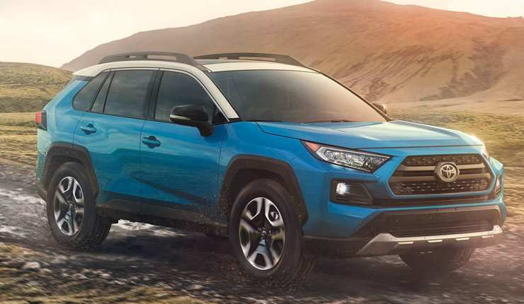 Los autos que Toyota lanzará en 2019 en Estados Unidos