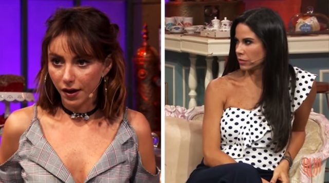Paola Rojas regaña a Natalia Téllez en pleno programa