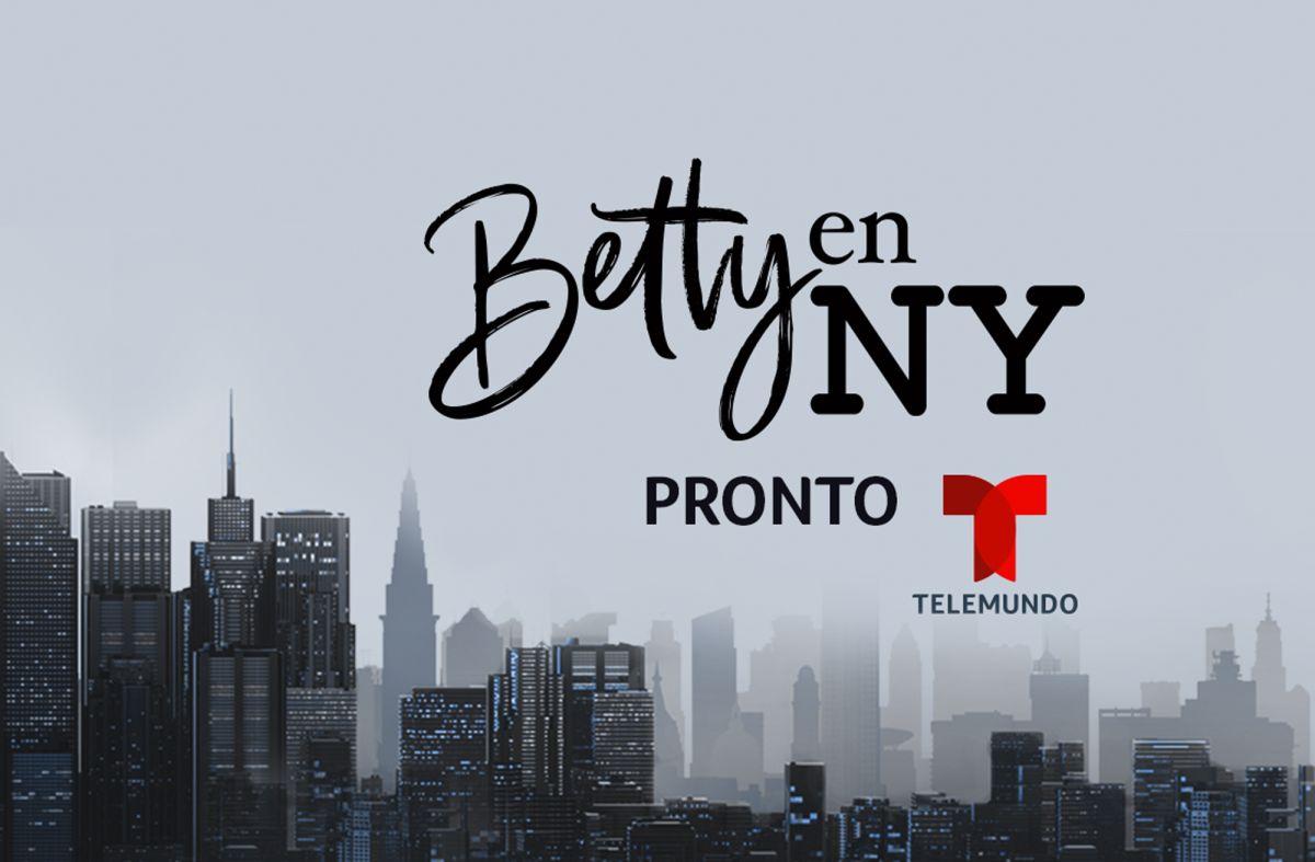 Primer avance de 'Betty en NY', la nueva versión de 'Betty, la fea' en Telemundo