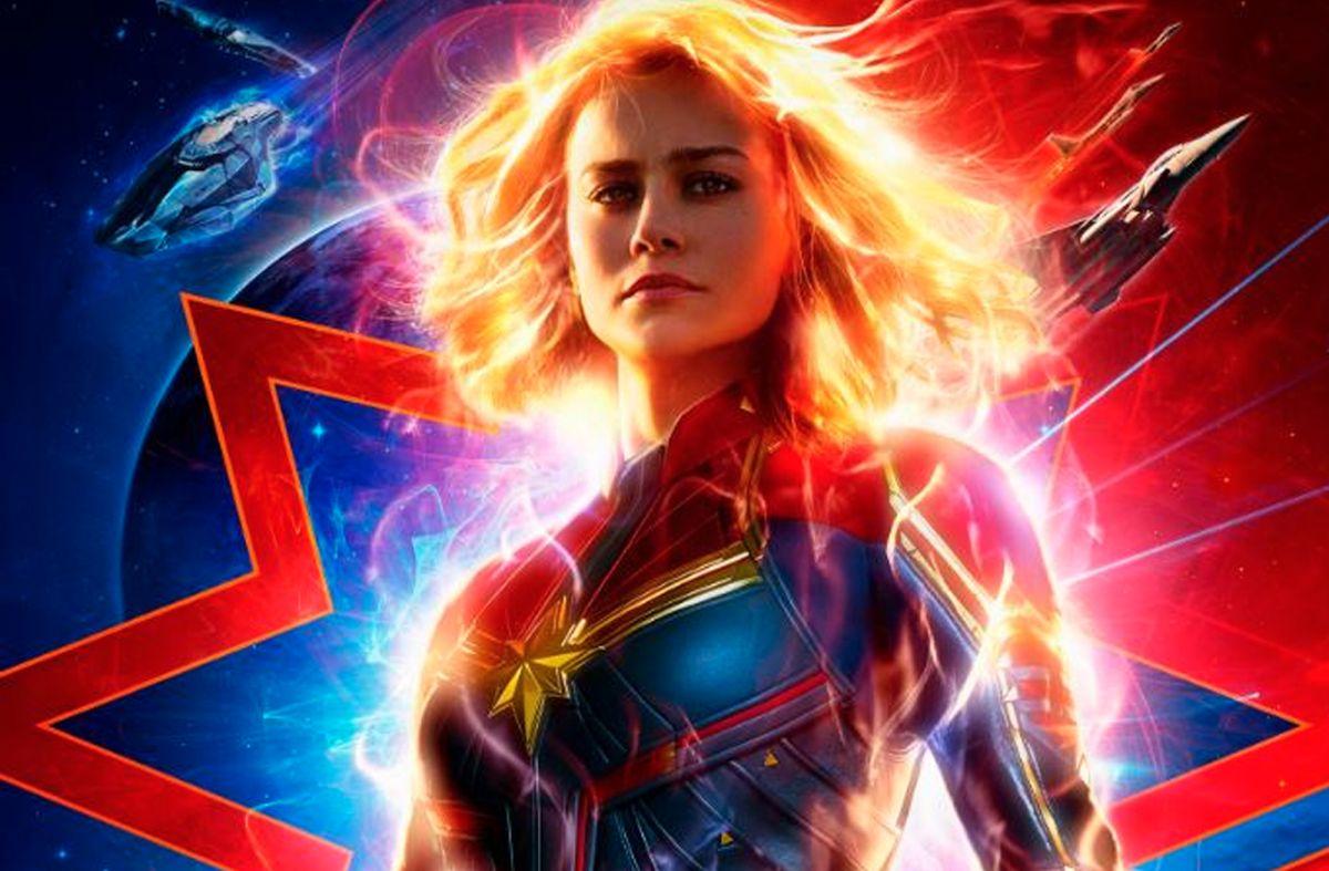 "Brie Larson es ""Captain Marvel"""
