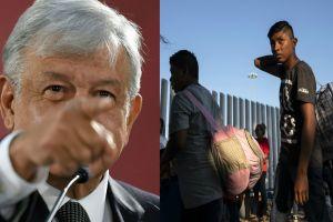 AMLO hace importante promesa a inmigrantes tras acuerdo con EEUU