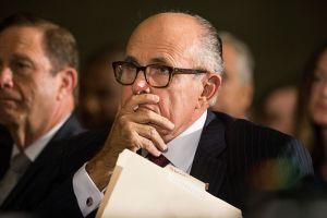 Giuliani no teme ser implicado en el juicio político a Trump