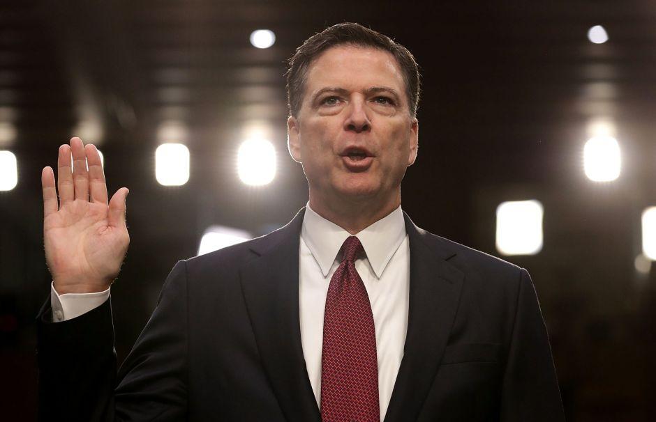 James Comey testificará ante el Congreso en privado