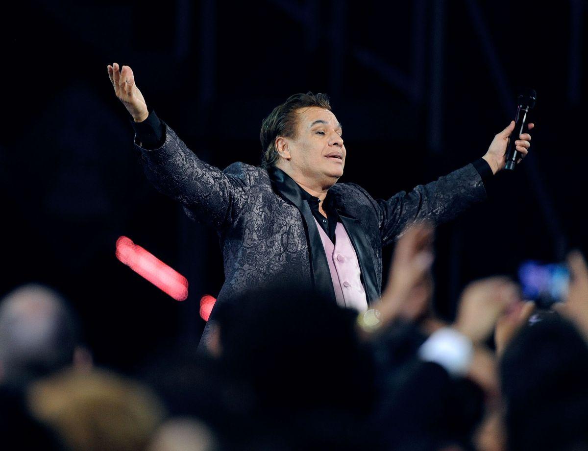 Juan Gabriel falleció en 2016.