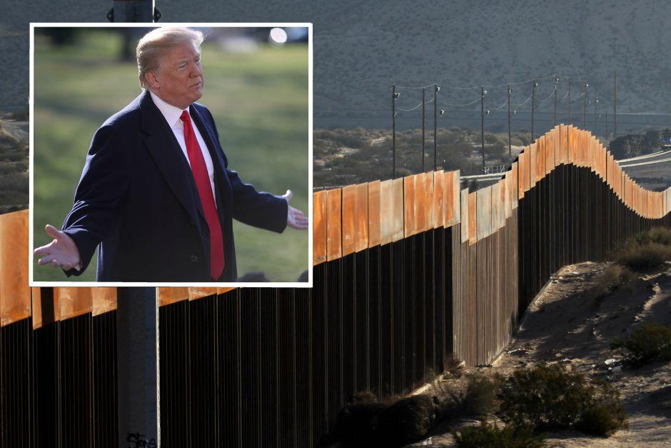 Victoria para el muro fronterizo de Trump en el Supremo