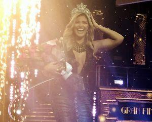Migbelis Castellanos es la ganadora de 'Nuestra Belleza Latina'