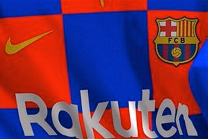Se filtran en internet las próximas camisetas del Barcelona