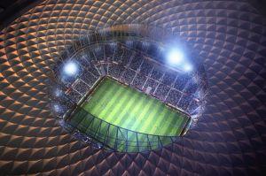Presentan diseño del estadio de la gran final del Mundial Catar 2022