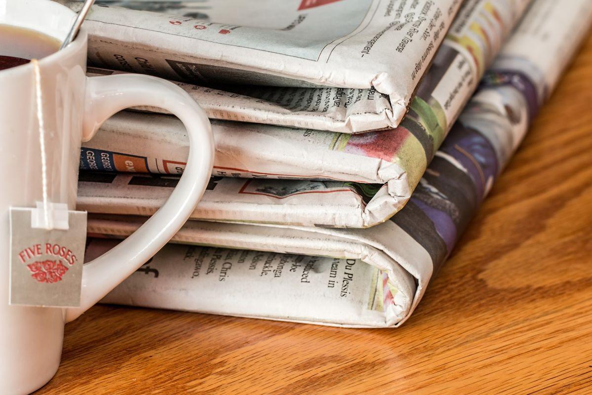 Medios de comunicación impresos.