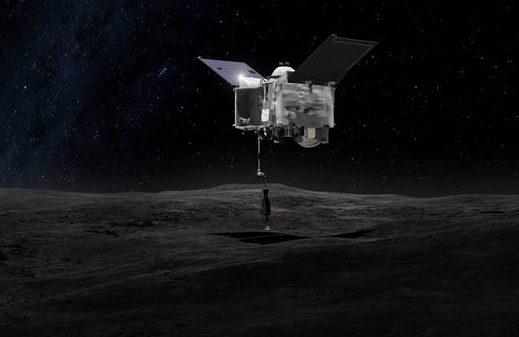 NASA hace un descubrimiento asombroso en el asteroide Bennu