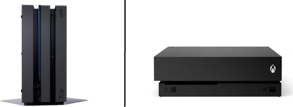 Playstation 4 vs Xbox One X: ¿Cuál es la mejor consola para regalar en Navidad?