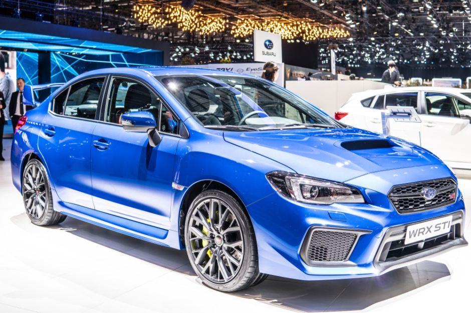 WRX STI 2019: el Subaru con el mejor rendimiento de la historia