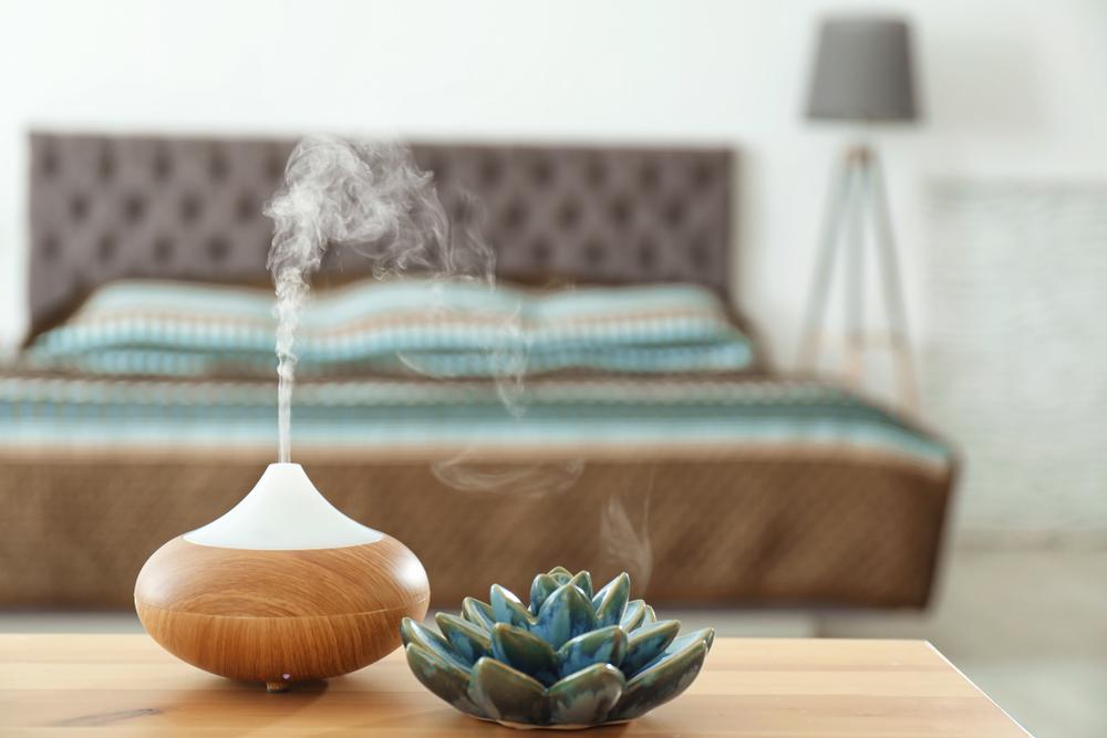 5 difusores de aromaterapia que te ayudarán a conciliar el sueño