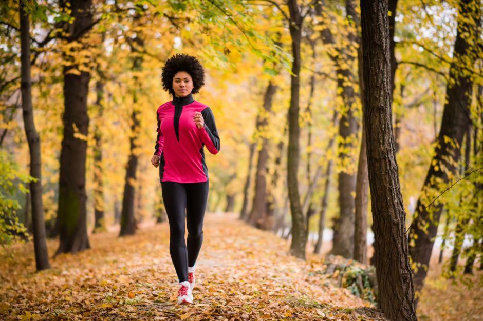 Top 5: los ejercicios ideales para el otoño