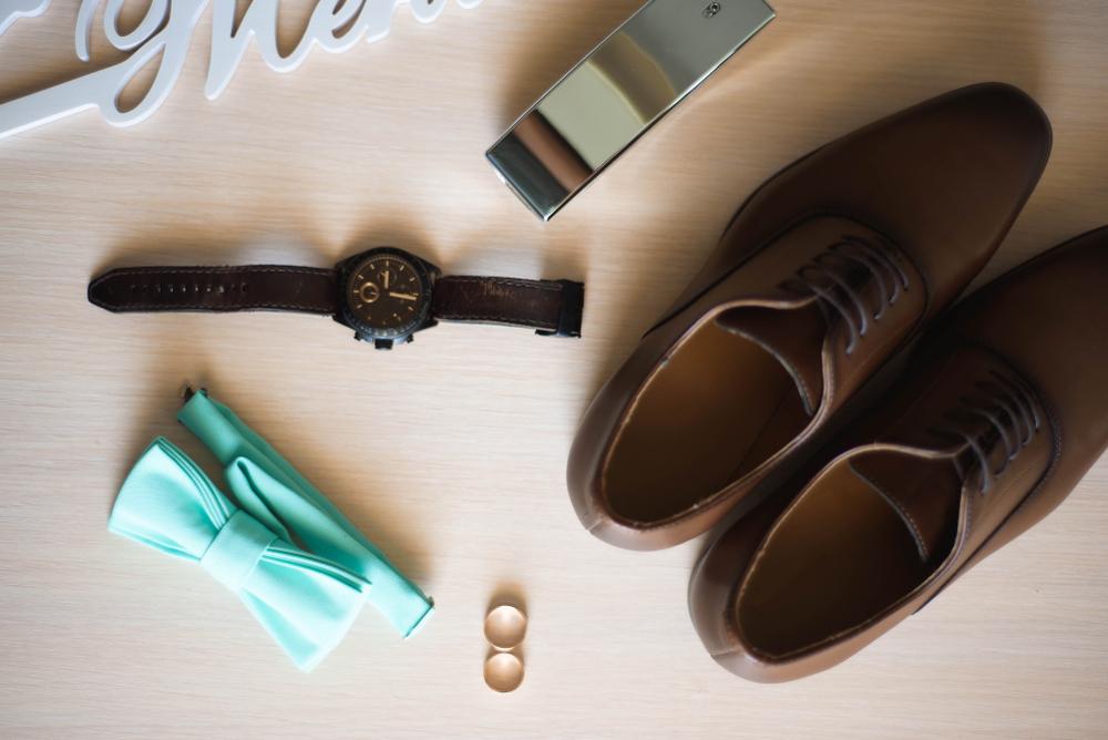 3 elegantes zapatos estilo Oxford para usar el día de tu boda