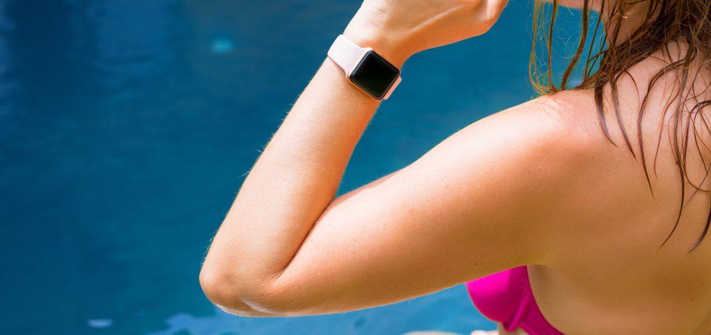 Los 5 mejores smartwatch a prueba de agua para que nunca te lo tengas que quitar