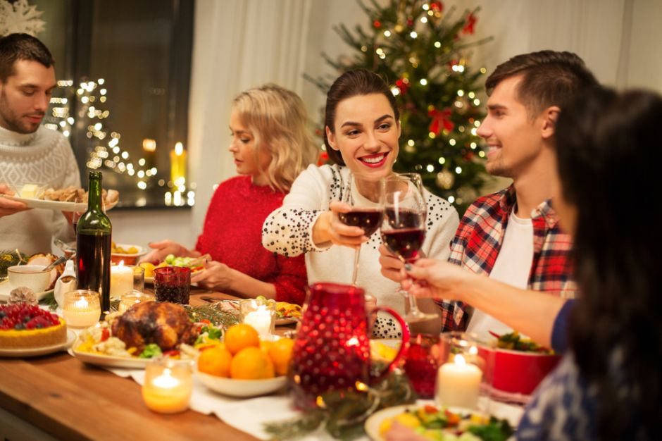 10 tips para no sumar kilos de más en Navidad