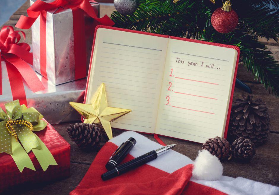 10 tips para que sí lleves a cabo tus propósitos de Año Nuevo
