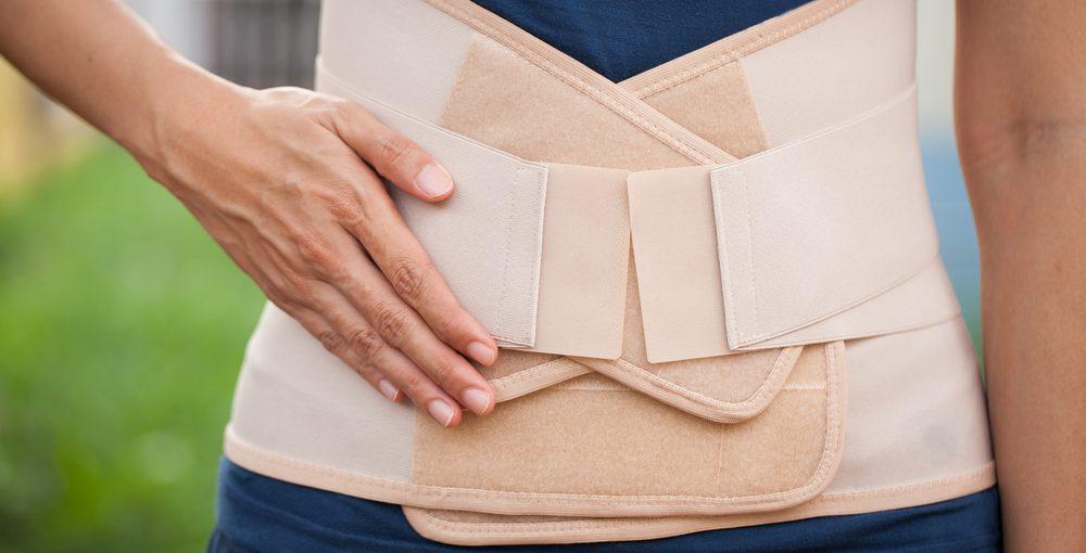 Cuida tu espalda con estas 5 fajas de soporte lumbar