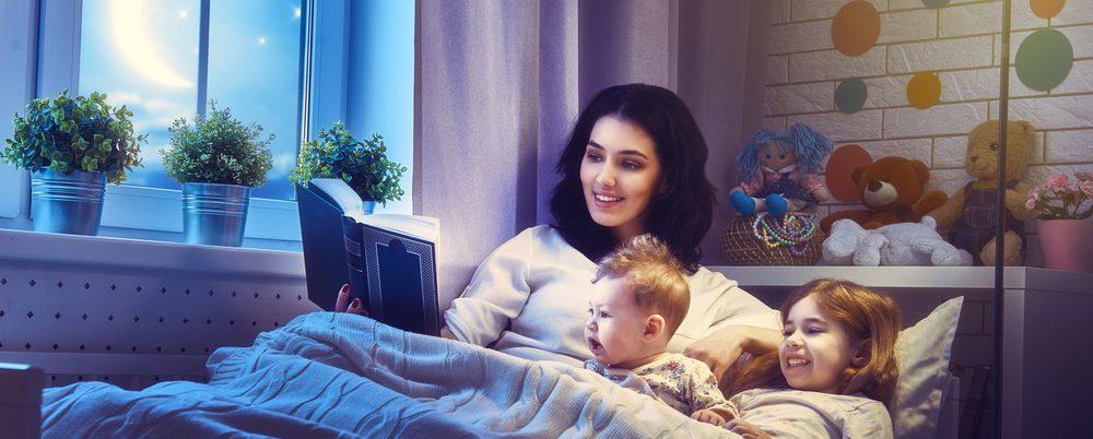 3 libros para niños con historias para dormir