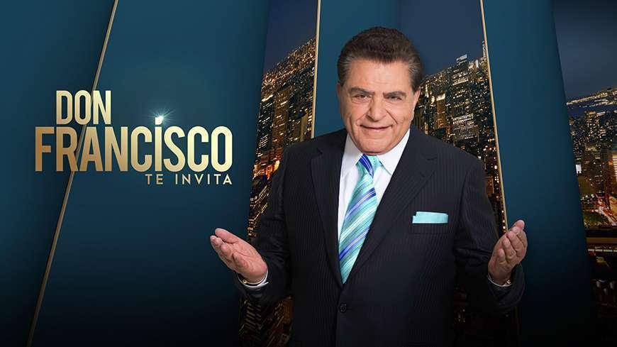 Así se despidió Don Francisco de un ciclo en Telemundo
