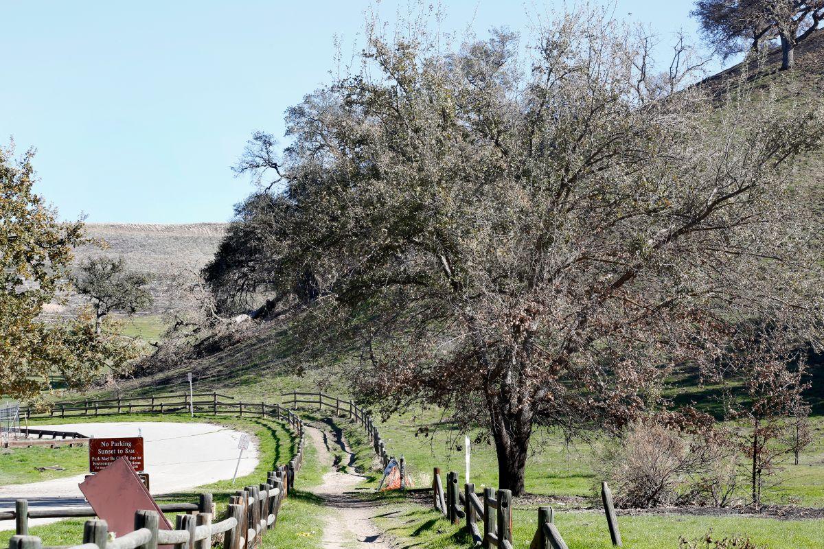 Puedes encontrar cerrados los senderos en los parques de L.A.