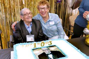 Ecuatoriano de 103 años cuenta el secreto de su longevidad