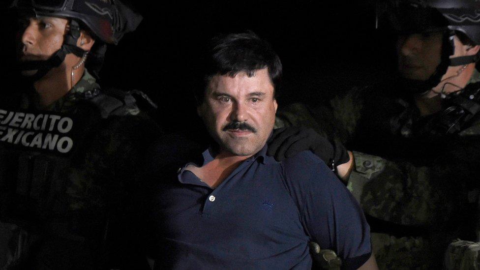 El cartel de Sinaloa sigue más fuerte que nunca