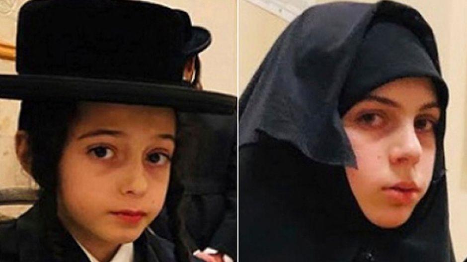 Rescatan en México a dos niños de Nueva York secuestrados por miembros de una secta judía