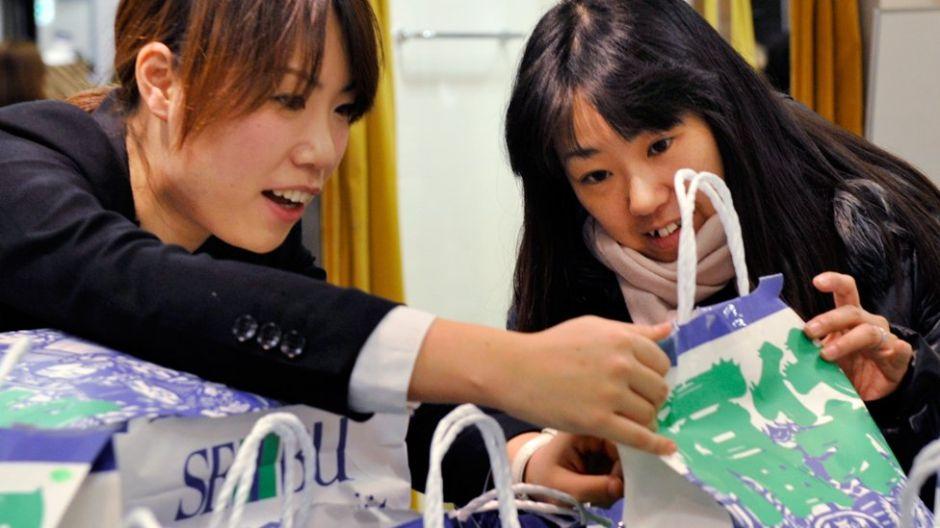 Qué son las fukubukuro y por qué enloquecen a los japoneses