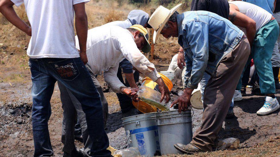 México congela cuentas por más de $47 millones ligadas al huachicol