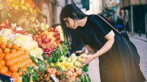 Descubre el valor nutricional de los alimentos según su color