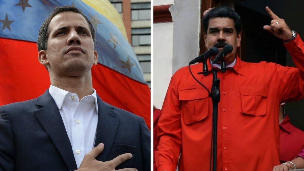 """Juan Guaidó se proclama """"presidente encargado"""": qué países reconocen al presidente de la AN y cuáles se mantienen con Nicolás Maduro"""