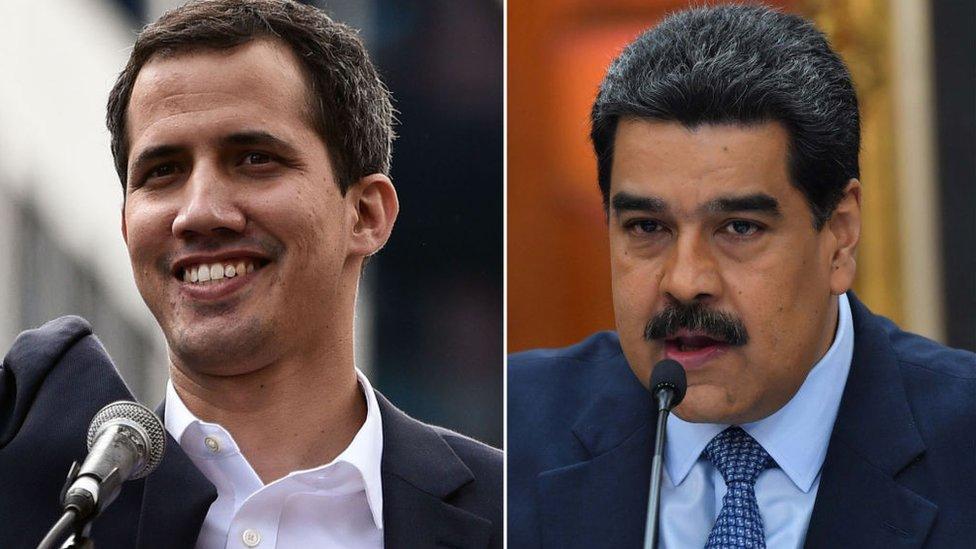 Guaidó ha creado una situación sin precedentes en Venezuela.