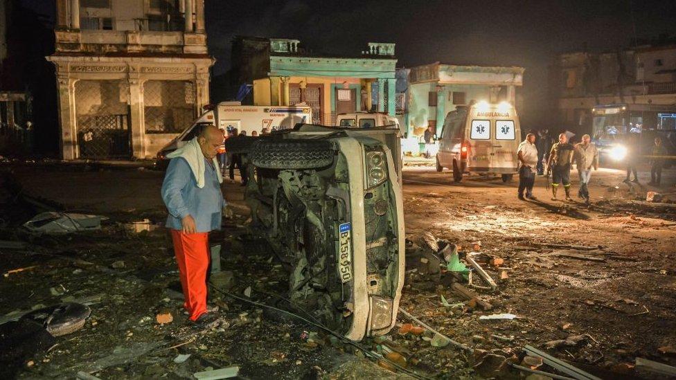 Tornado deja al menos 3 muertos en La Habana