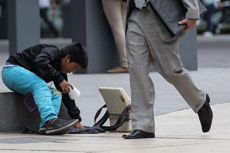 Niñez latinoamericana ante varios retos.